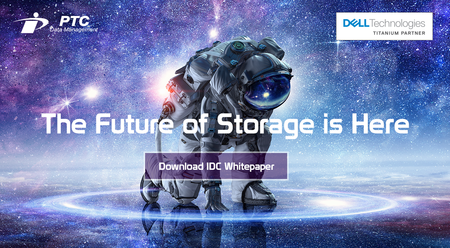 The Future of Storage is Here - Download IDC Whitepaper