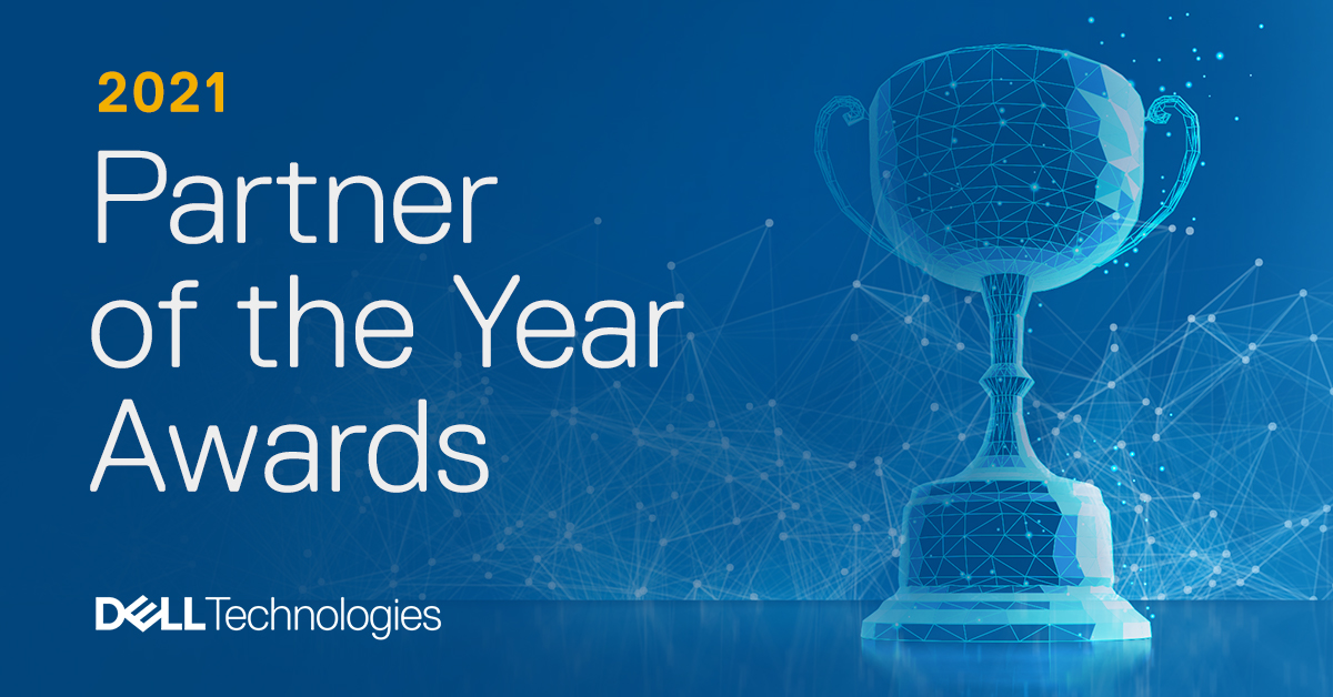 PTC x Dell Partner of the Year 2021
